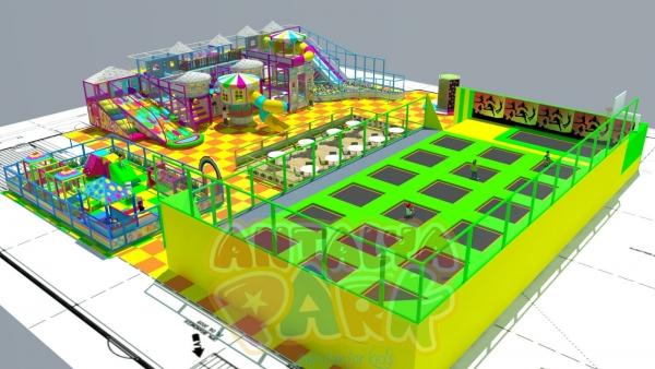 jump trampoline price