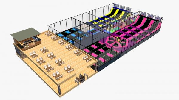 sweden extreme trampoline