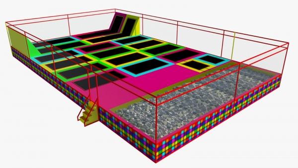 denmark trampoline land