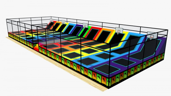 where to buy a trampoline park